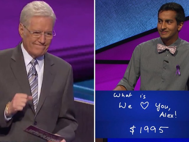 Alex Trebek Got Choked Up After This Jeopardy Contestant Lost $2K to Send Him a Message