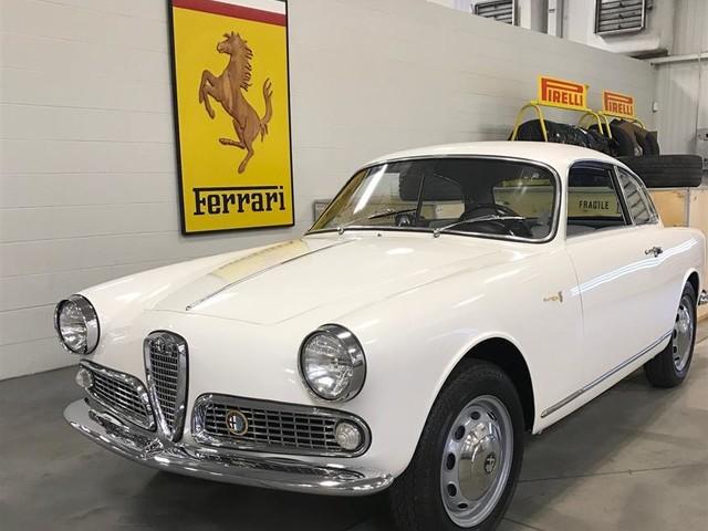 1961 Alfa-Romeo Giulietta SPRING