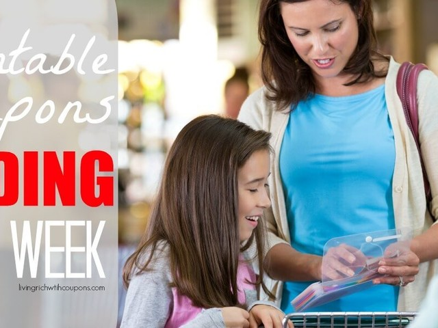 Last Chance! Over $14 in Printable Coupons Ending This Week