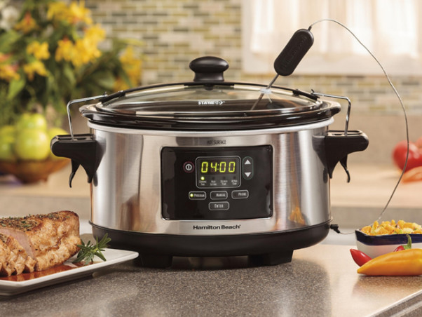 Amazon Prime: Hamilton Beach Slow Cooker Only $34 (Regularly $50) + FREE Shipping