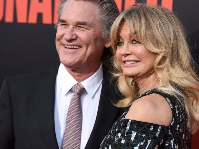 Kurt Russell, Goldie Hawn and Chris Columbus save Christmas