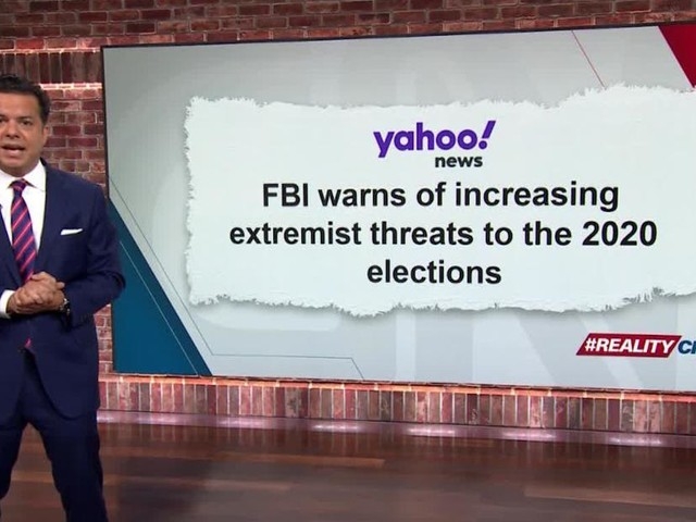 Why the FBI is planning for possible Election Day violence