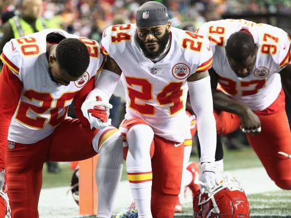 Ex-Chiefs CB Calls Kansas City 'Racist,' Criticizes Treatment of Marcus Peters