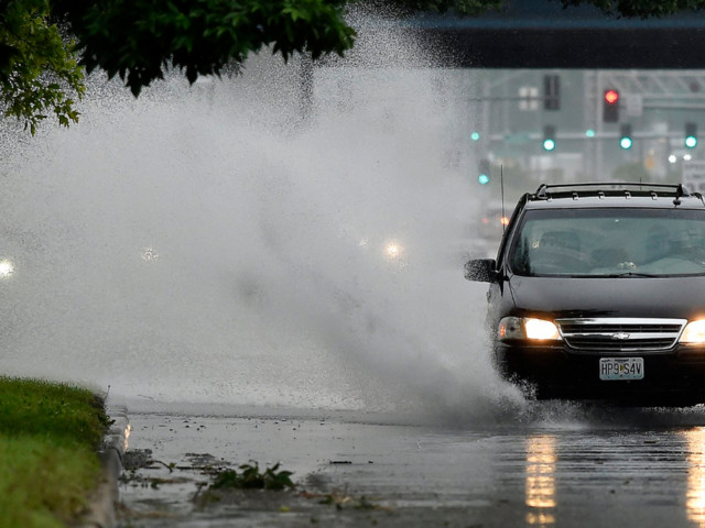 Storms headed to KC tonight, up to 3 inches of rain expected in some areas