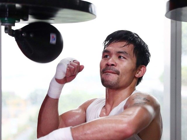 ESPN to televise Manny Pacquiao's next fight as part of new Top Rank agreement