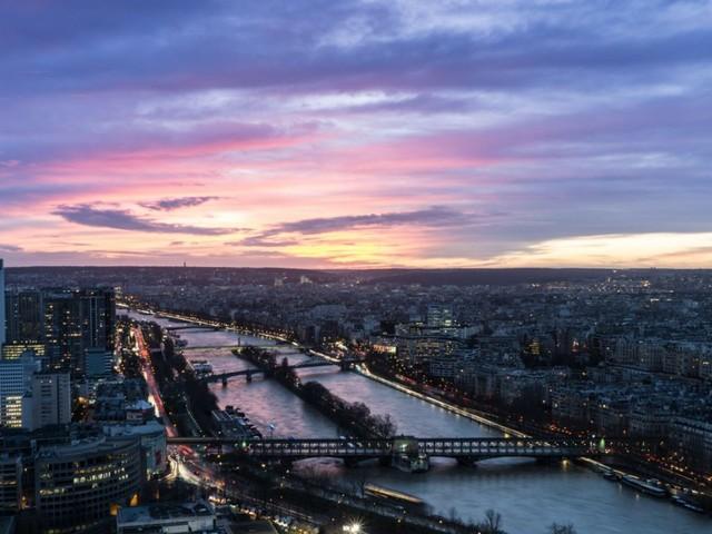 American – $372 (Regular Economy) / $282 (Basic Economy): New York – Paris, France. Roundtrip, including all Taxes
