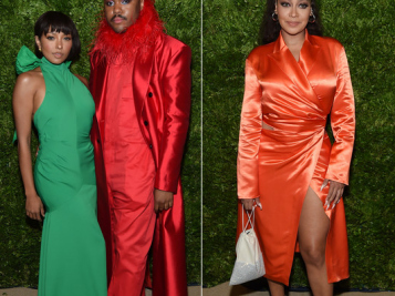 Designer Christopher John Rogers WINS The Coveted CFDA/VOGUE Fashion Fund + LaLa Anthony, Lil Nas X & More Hit The Carpet