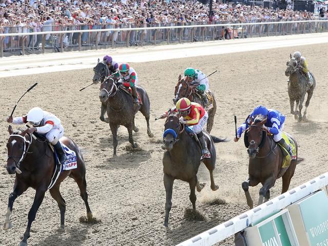 Longshot Sir Winston wins 2019 Belmont Stakes