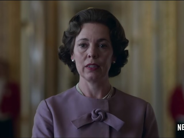 """""""The new teaser for 'The Crown' is here & one just has to get on with it"""" links"""