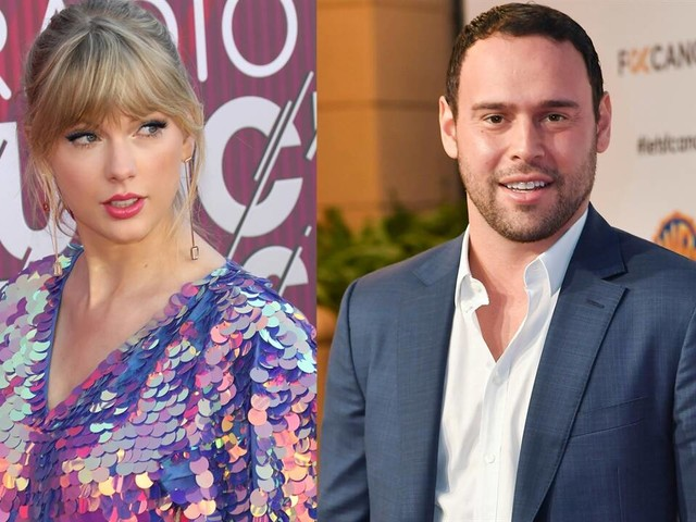 Scooter Braun Speaks Out on Taylor Swift & Death Threats