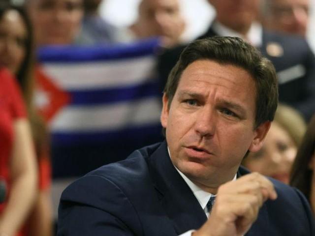 Florida Gov. DeSantis announces executive order banning mask mandates in schools
