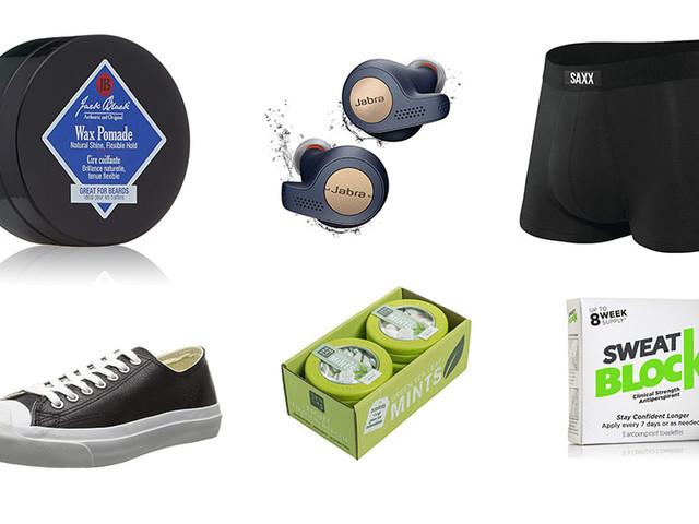 Guy Stuff: Jack Black Wax Pomade, Saxx Underwear, Jabra Elite Active 65t Sports Earbuds, and More