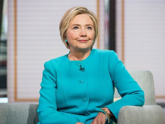 Why Isn't Hillary Clinton Even Angrier?
