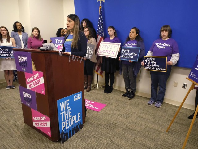 Ralph Northam to make Virginia into abortion 'safe haven'