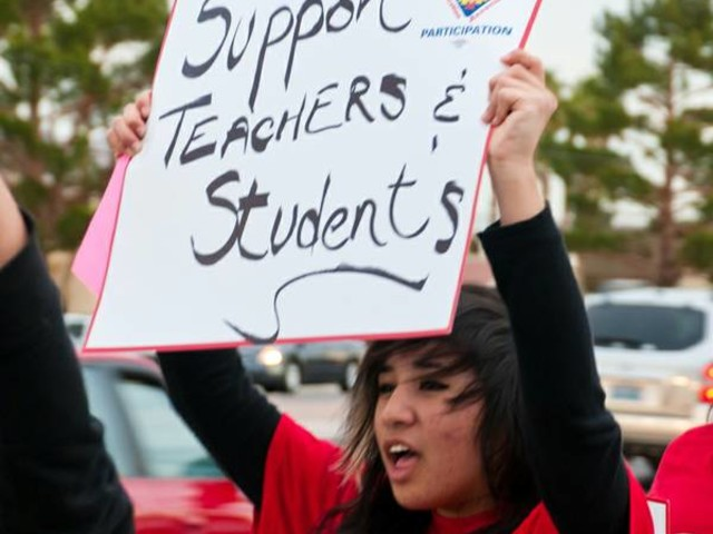 New education funding bill won't stop a CCSD teacher strike. Could other bills?