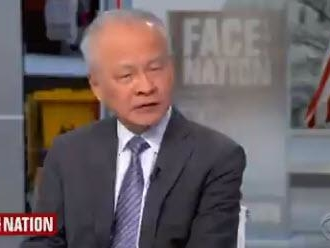 """Angry Chinese Ambassador Slams US Senator For """"Absolutely Crazy"""" Theory Coronavirus Is Biological Weapon"""