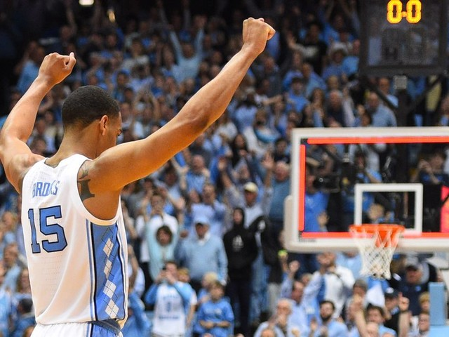 Bracketology: North Carolina replaces Duke as No. 1 seed in latest NCAA tournament projection