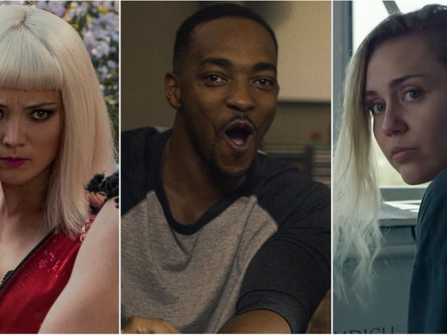 Anthony Mackie, Miley Cyrus, and More Familiar Faces You'll See in Black Mirror Season 5