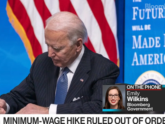 There's A New Twist In Biden's Ridiculous Push For A $15 Minimum Wage