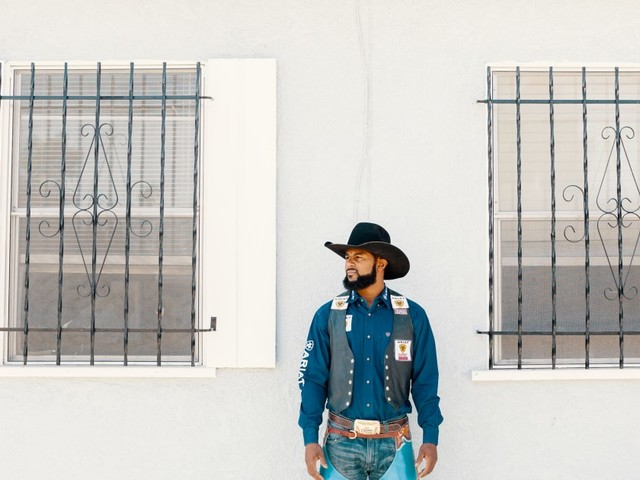 He's a classic Western cowboy – from Compton. Juneteenth may be his defining rodeo.