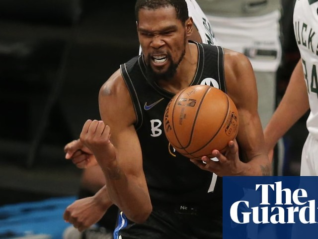 Durant's historic 49-point triple-double helps Nets to playoff lead over Bucks