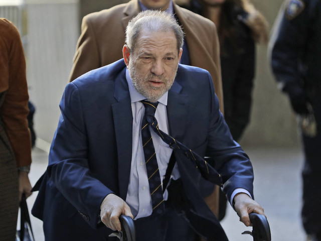 Weinstein saw victims as 'complete disposables,' says prosecutor