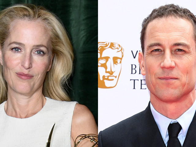 'The Crown' Stars Gillian Anderson & Tobias Menzies Win Acting Awards at the Emmys 2021!