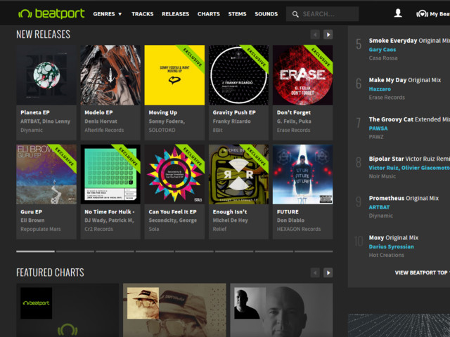 Sending music to LANDR now gets your music up on Beatport