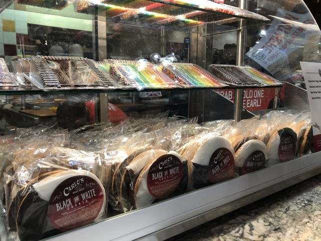 Carlo's Bake Shop Treats Now Available at Earl of Sandwich in Disney Springs