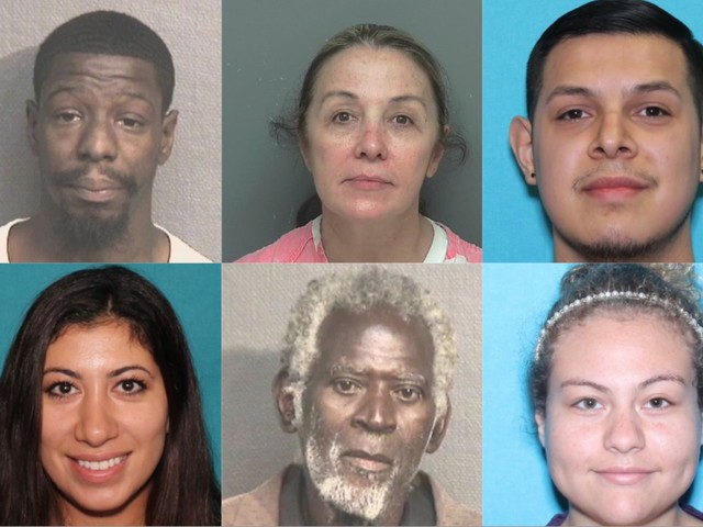 Fugitive Friday: Help cops nab these Houston-area wanted suspects