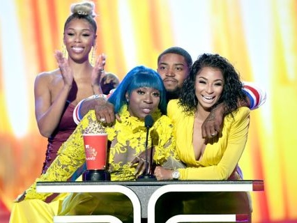 Love And Hip Hop: Atlanta Won Best Reality Show At The MTV Movie & TV Awards And White Folks Were Pissed — To The Joy Of Twitter
