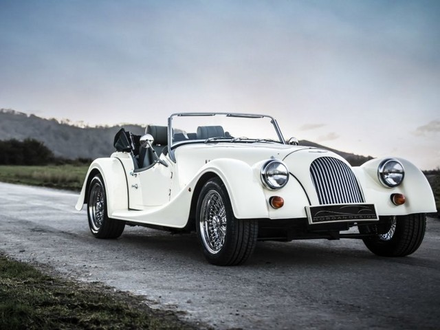 Some Assembly Required: New Morgan sports cars are coming to America