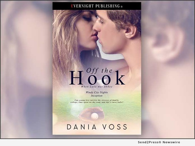 New Novella 'Off the Hook' by Romance Author Dania Voss Explores the Challenges of Young Love, Wealth and Professional Sports