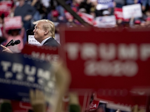 The economic picture is darkening in states critical to Trump's reelection bid