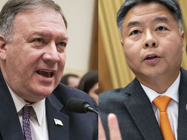 Democrat grills Pompeo on whether coronavirus is a hoax — then Jake Tapper exposes his misleading question