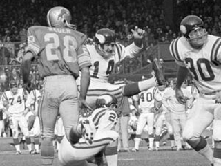 Fred Cox, former Vikings kicker, dies at age 80