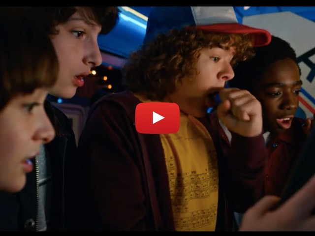 Stranger Things Dropped Its Season 2 Trailer & It Will Be The Perfect Halloween Binge Watch