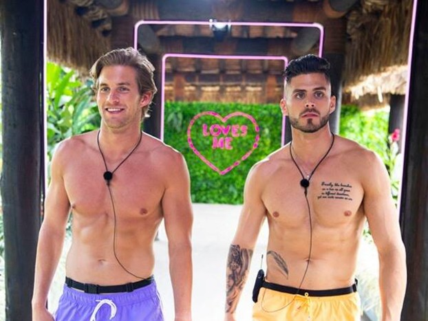 Love Island Welcomes 2 New Guys to the Villa and Drama Ensues