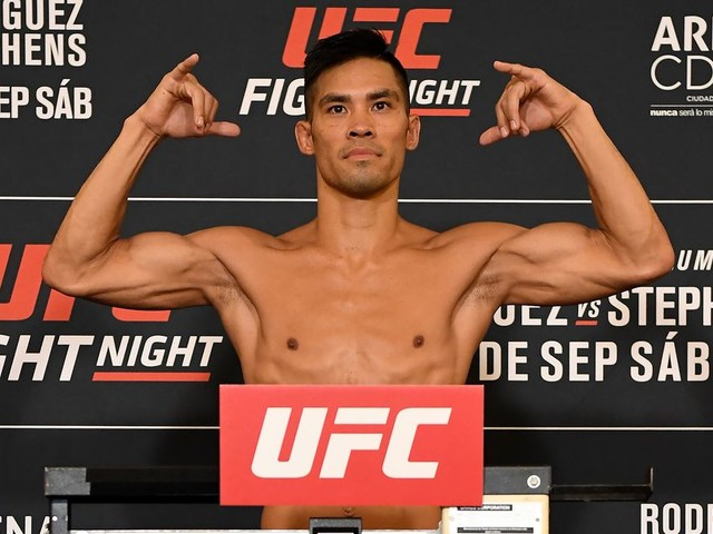 Tyson Nam on UFC call-up: 'About damn time'