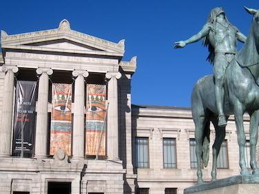 Museum of Fine Arts Boston Staff Vote to Unionize