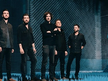 Snow Patrol's Reworked album is the new UK Record Store Chart number one