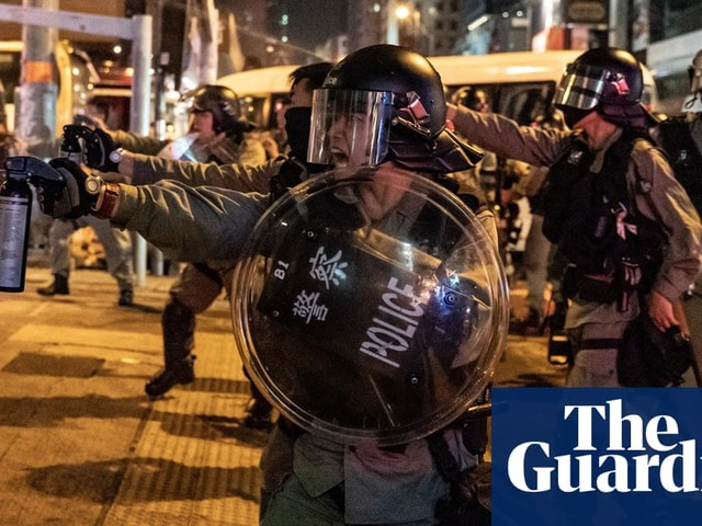 Threatening China will end in 'crushed bodies', says Xi Jinping amid Hong Kong protests