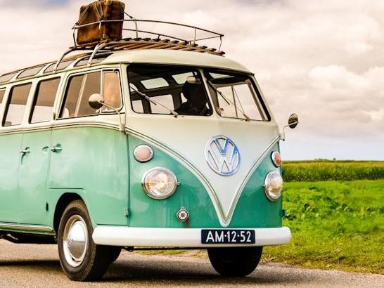 The Coolest VW Vans Through the Decades