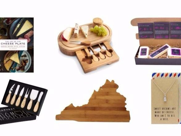 Top 10 Best Christmas Gifts for Cheese Lovers 2017