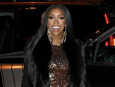 Porsha Williams Is All Smiles With Her 'Lil Bestie' Pilar, 6 Mos., As She Brings Daughter To Work — Pic