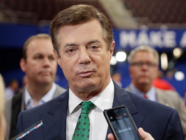 Paul Manafort pleads guilty in special counsel probe