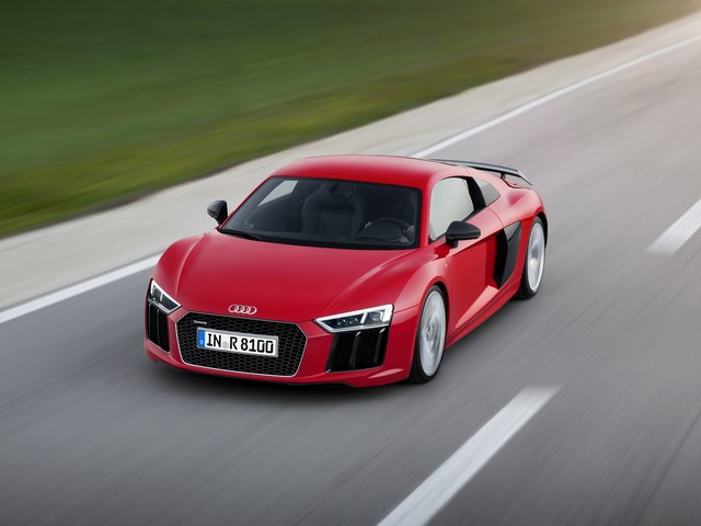 Audi Shoots Down Rumors That It's Developing a V-6 R8