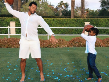 Baby Future Turns 6! Russell Wilson Gives The Sweetest Birthday Message to Future Zahir: 'Daddy Loves You!'