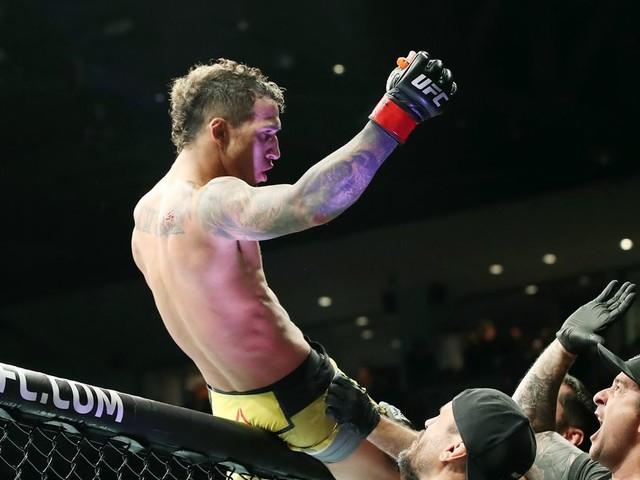 Pros react to Charles Oliveira's KO of Jared Gordon at UFC Sao Paulo
