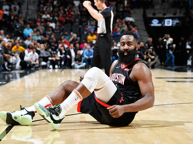 Houston Rockets Hopeful NBA Will Take Action After Referees Didn't Count James Harden Dunk